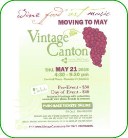 Vintage Canton Event | Canton OH
