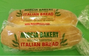 Italian Split Loaf Bread